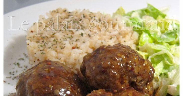 Une simple mais délicieuse recette que j'ai prise sur le blog, Manger avec Mo . Je vous laisse ma méthode de cuisson, pour celle de Moni...