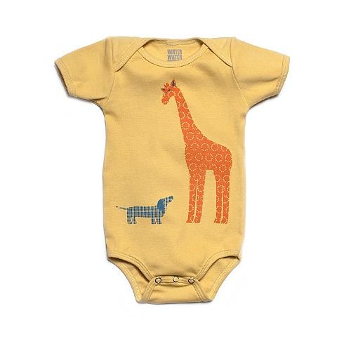 I love dachshunds and giraffes!