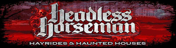 headless horseman hayrides & haunted houses in Ulster Park, NY not to far from the Emerson Resort.