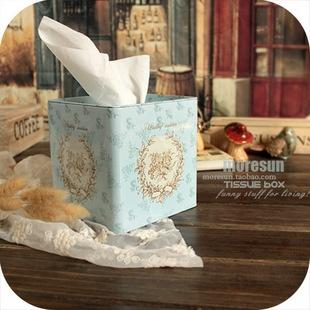Tissue Tin Box
