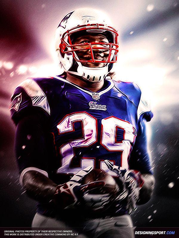 LeGarrette Blount, New England Patriots