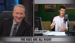 "Bill Maher: ""You act exactly like 14 year old boys."""