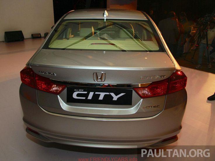 Cool Honda City 2013 Modified Car Images Hd 2014 Honda City Makes World  Debut In India