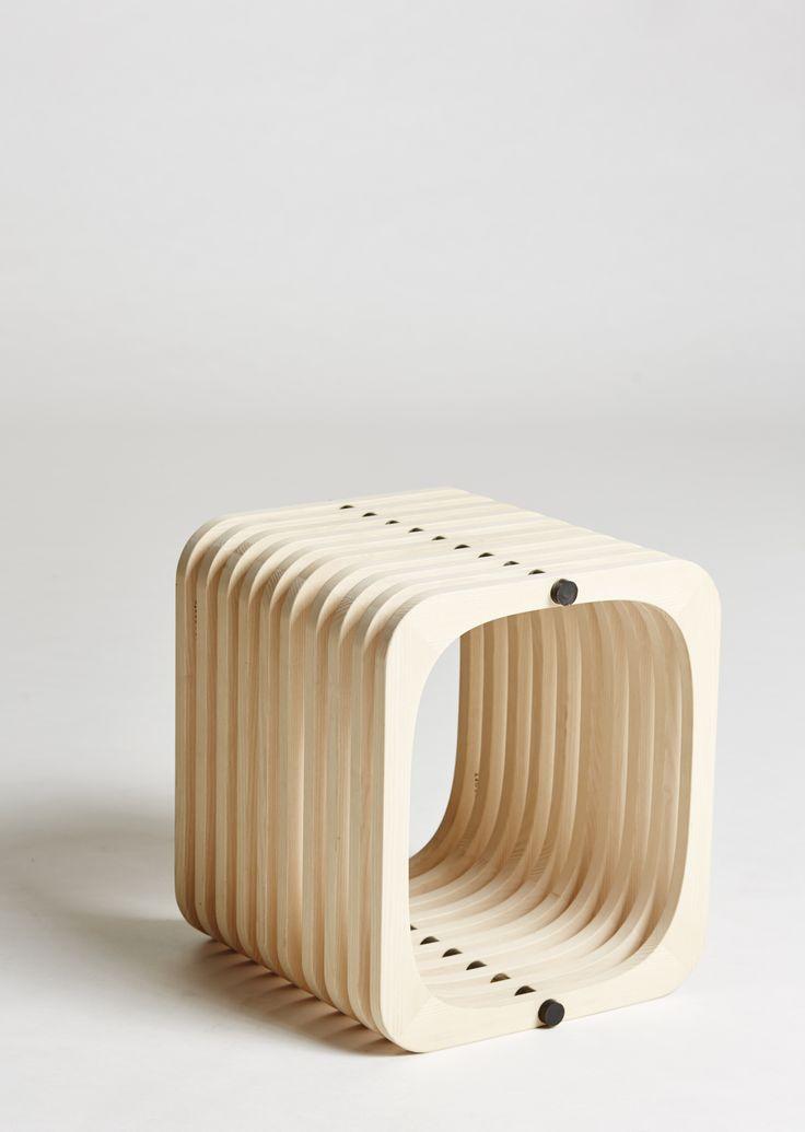Repetition in light ash. #display #creative http://www.kjeldtoft.com/