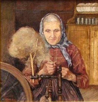 Ada Thilén (1852-1933), Finnish