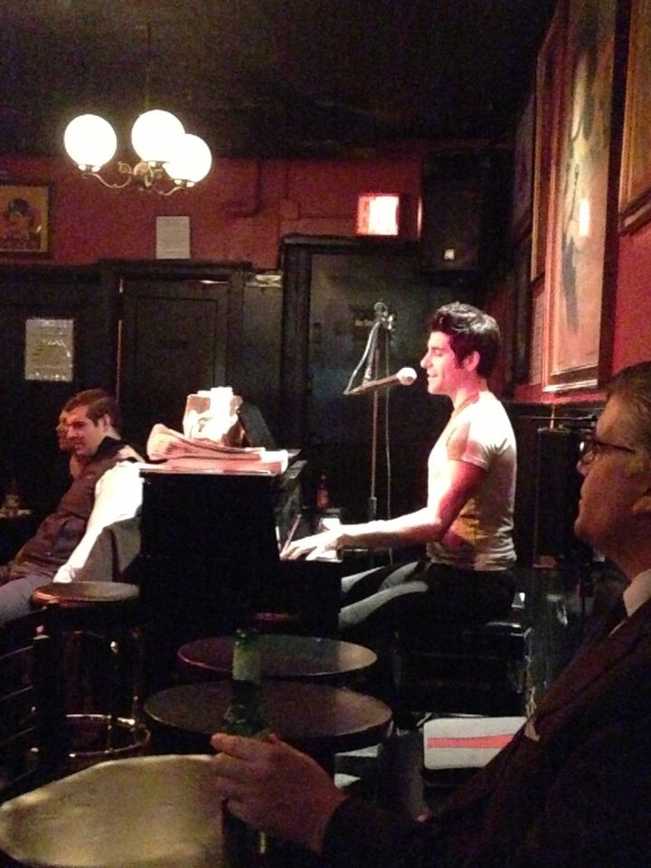 Piano Bar - Upper East Side!  On 84th between 2nd & 3rd.  Elliott Roth on piano!