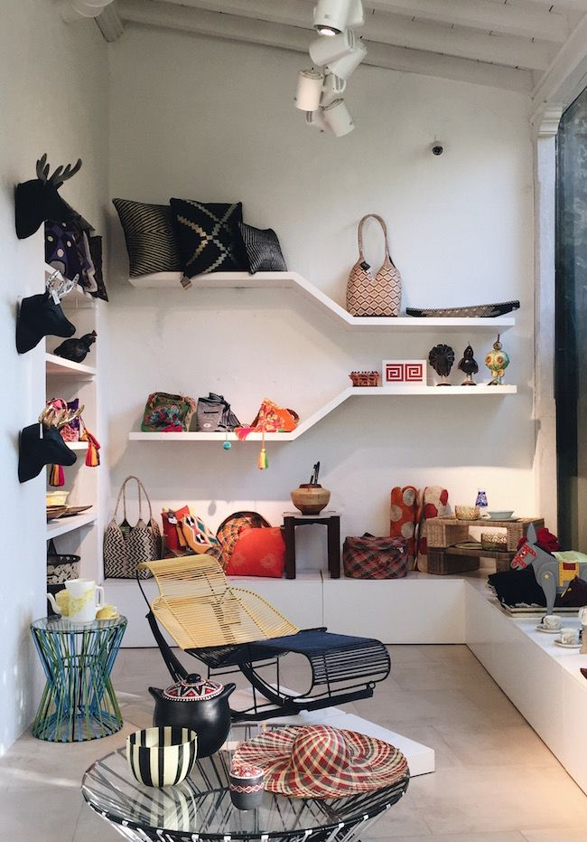 St. Dom, an amazing boutique in Cartagena