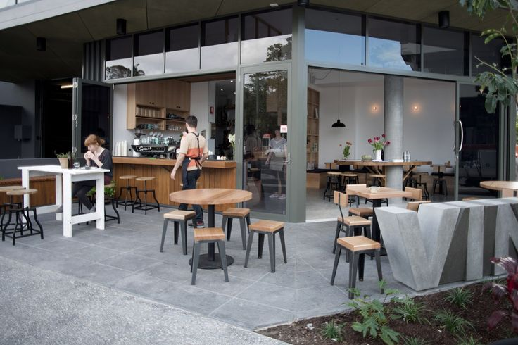 Merriweather Café: 27 Russell Street; South Brisbane QLD t. 07 3844 3609