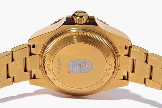 BAPE x Bamford Watch Department Rolex   #BAPE #Bamford #Rolex