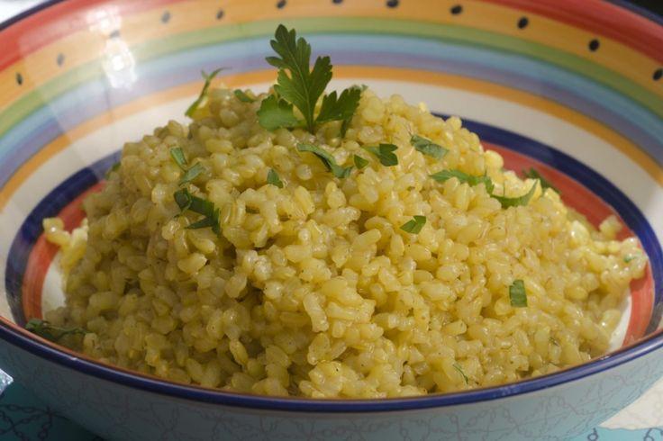 Segredos para o arroz integral