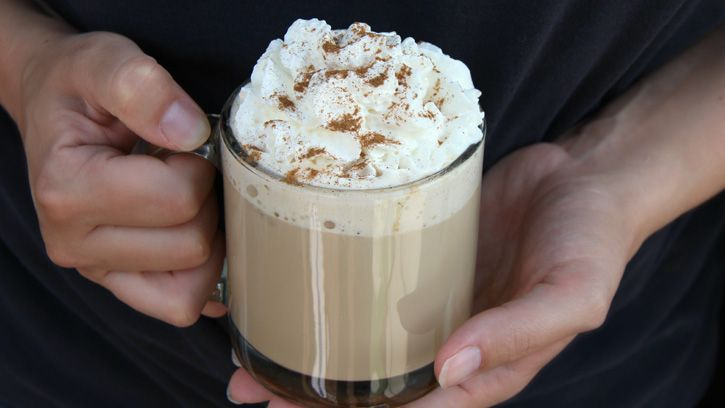 Betty blogger Corey Valley shows us how to make this fall-flavored coffeehouse favorite at home. It's easier than you think!