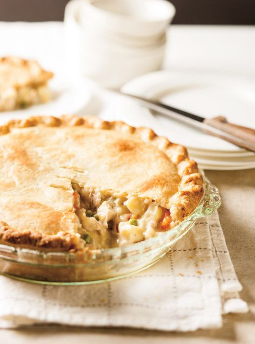Chicken Pot Pie (the best) Recipes | Ricardo