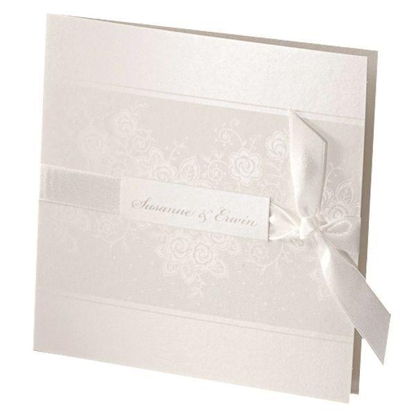 Einladungskarte   Pearl Lace   Sweetwedding   Hochzeitskarten, Druck,  Hochzeitsdekoration, Hochzeitsalben, Gastgeschenke