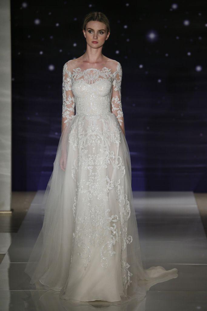 Os vestidos de noiva mais belos da Bridal Fashion Week | Casamenteiras