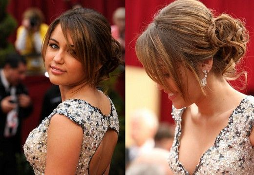 Nice collection of Celebrity Hairstyles