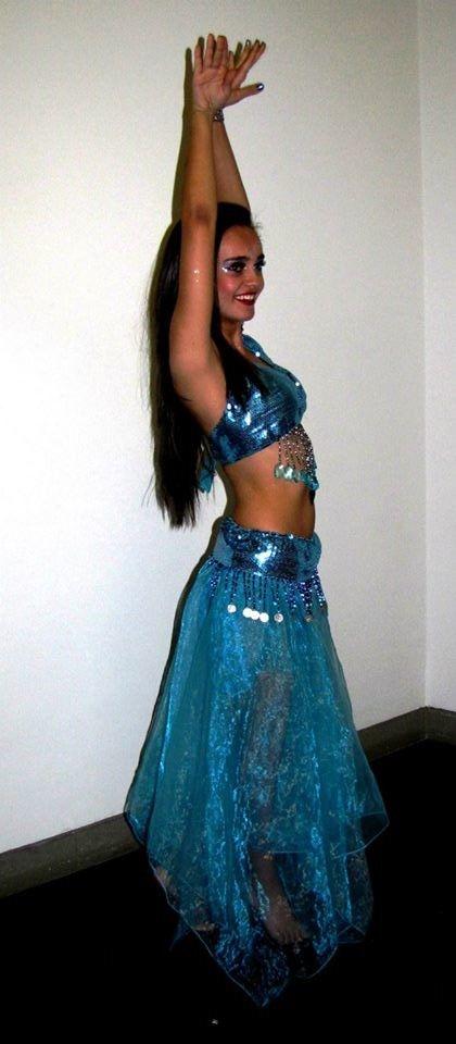 danza del vientre!