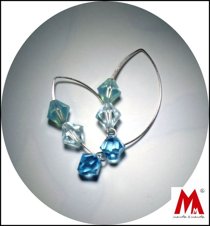 PENDIENTES SWAROVSKI® ELEMENTS Mar de Tupis
