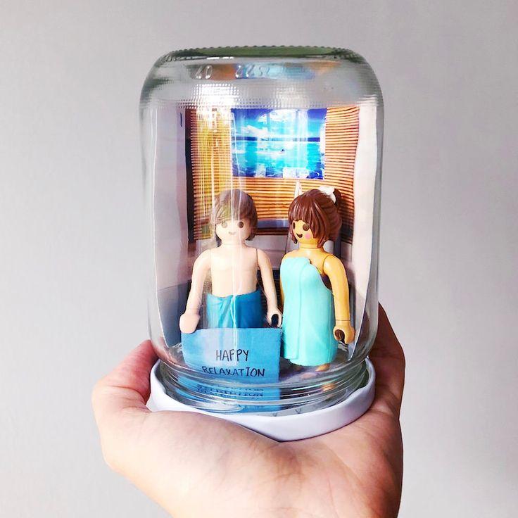 Wellness Gutschein Vorlage für Paare – DIY Wellness Gutschein