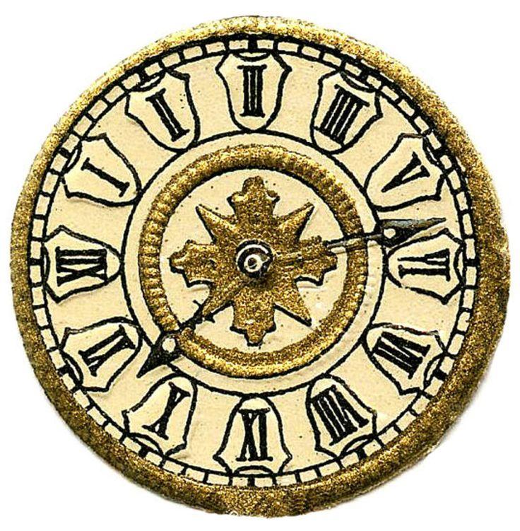 11 Clock Face Images - Print Your Own!   Clock art ...