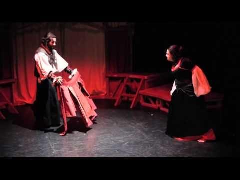 """""""La mégère apprivoisée"""" de William Shakespeare - MontpellierScope"""