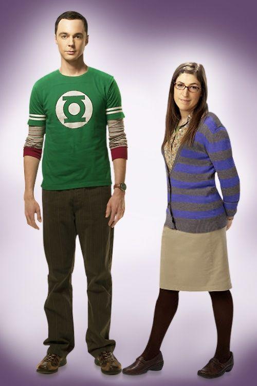 amy farrah fowler | Amy Farrah Fowler and Sheldon Cooper... Yes... this ... | Big Bang ...