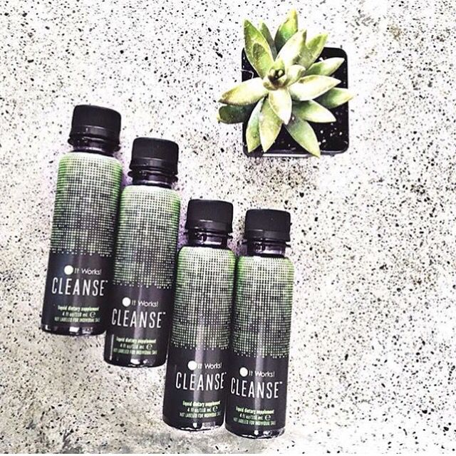 A gentle 2-day cleansing with #itworks Cleanse. Reset and rebalance!   http://shapingu.com