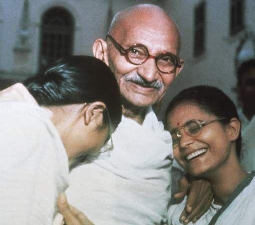 Αποφθέγματα του Μαχάτμα Γκάντι (1869-1948)