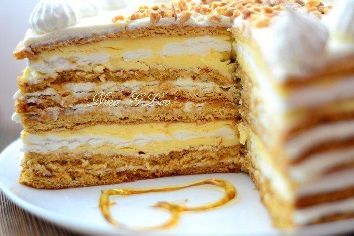 """Торт """"Сладкое утро"""""""