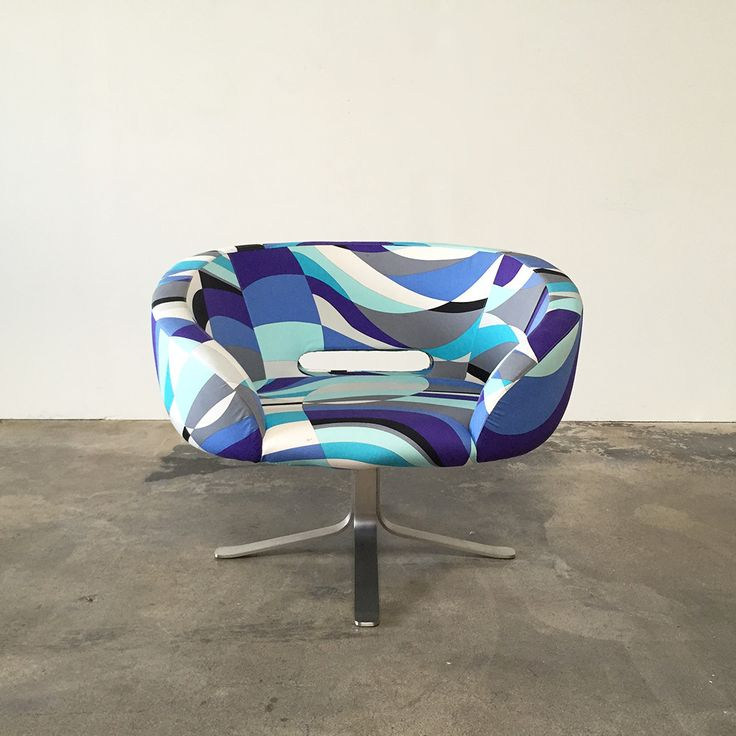 Shop your favorite modern luxury brands at warehouse sale prices. This Cappellini Rive Droite chair is one of the man exciting finds available on modernresale.com