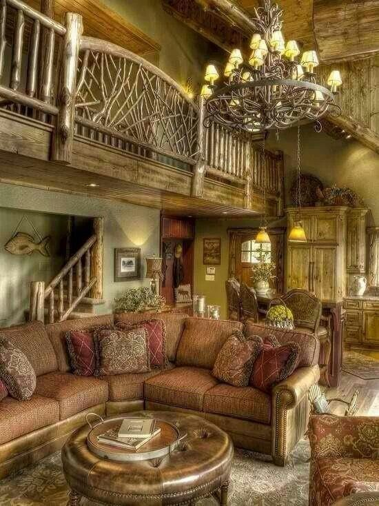 25 best Cabin Ideas images on Pinterest | For the home, Home ideas ...