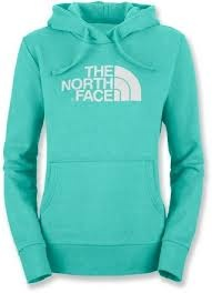 Amazing North Face Hoodie...love the color size large