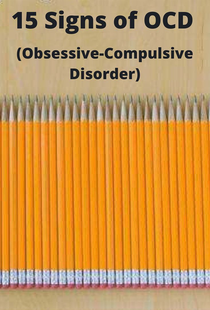 Obsessive-Compulsive Disorder (OCD): 15 Signs You Should Know