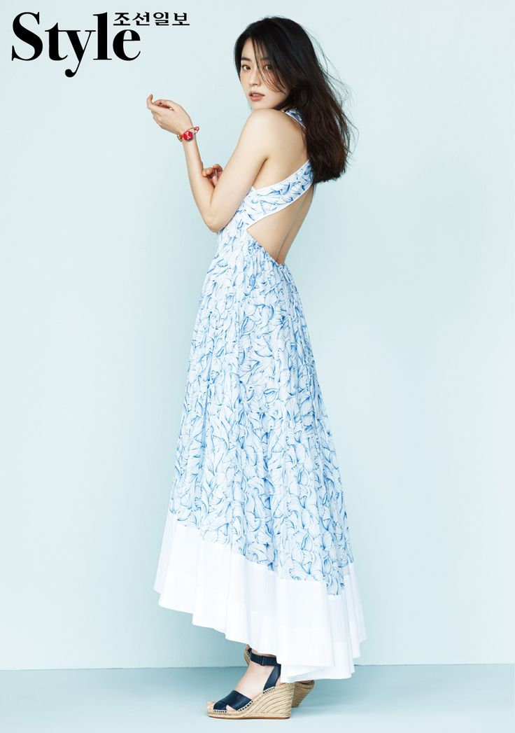 Actress Han Hyo Joo Features in Pictorial For 'Style Chosun' (April 2016) – Kpopfans