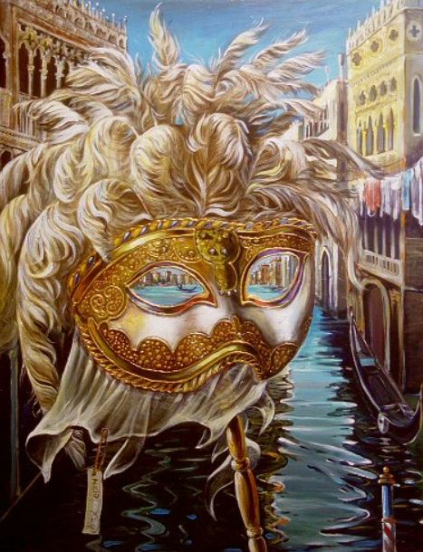 """Venetian Zephyr"" by Alex Levin."