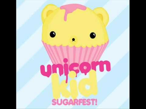 Unicorn Kid - Snack Size