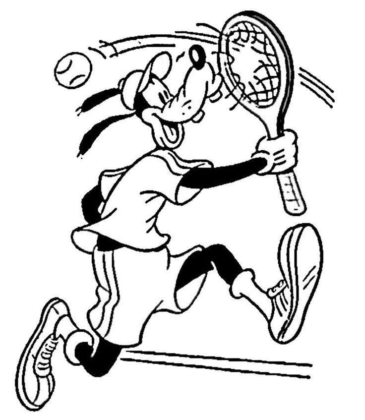 12 besten tennis bilder auf pinterest  tennis färben und