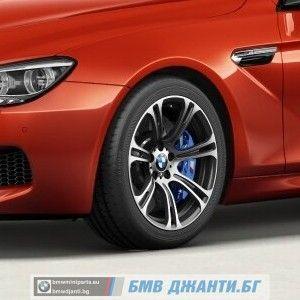 """Оригинални Джанти M6 BMW M Star Spoke 344 – 19"""""""