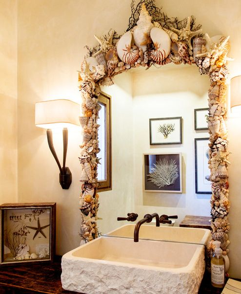 254 Best Beach Themed Mirrors Images On Pinterest