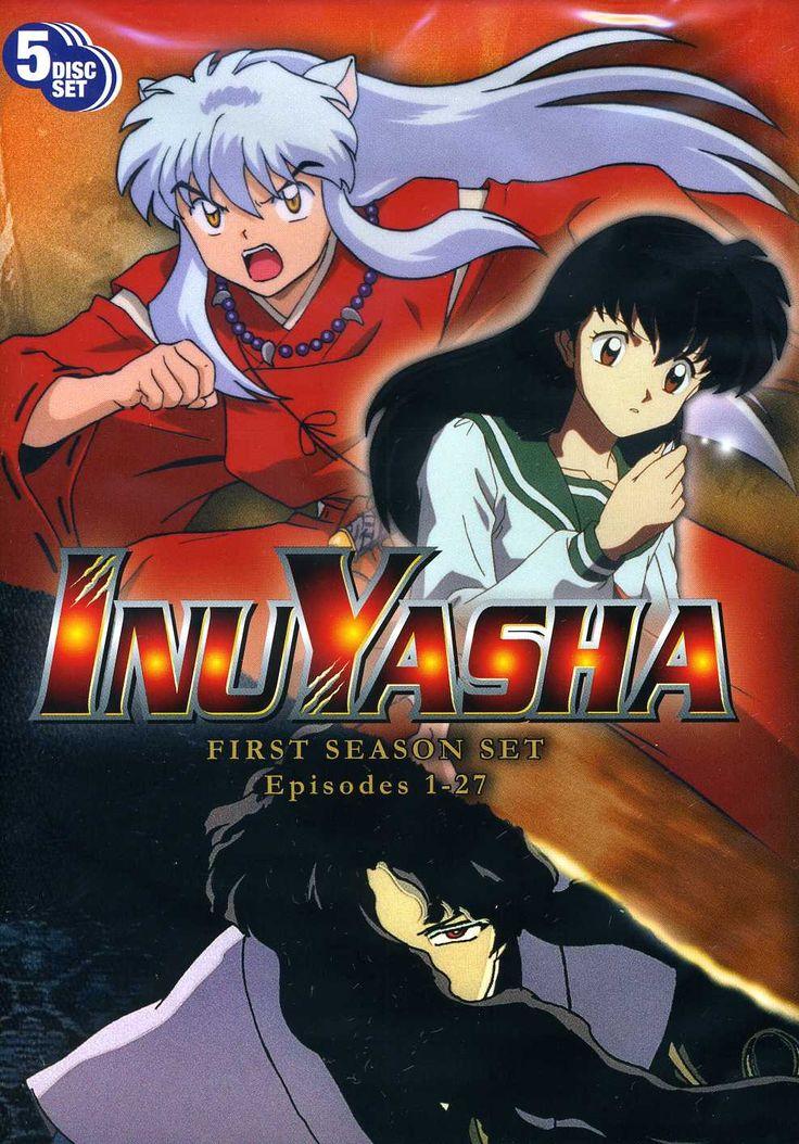 Inuyasha Season 1 Anime dvd, Inuyasha, Anime