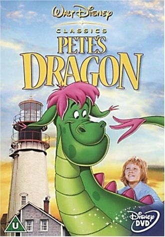 Pete's Dragon starring  Sean Marshall, Helen Reddy & Jim Dale