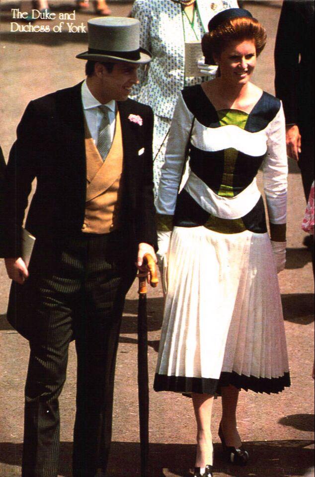 duke and duchess of york relationship