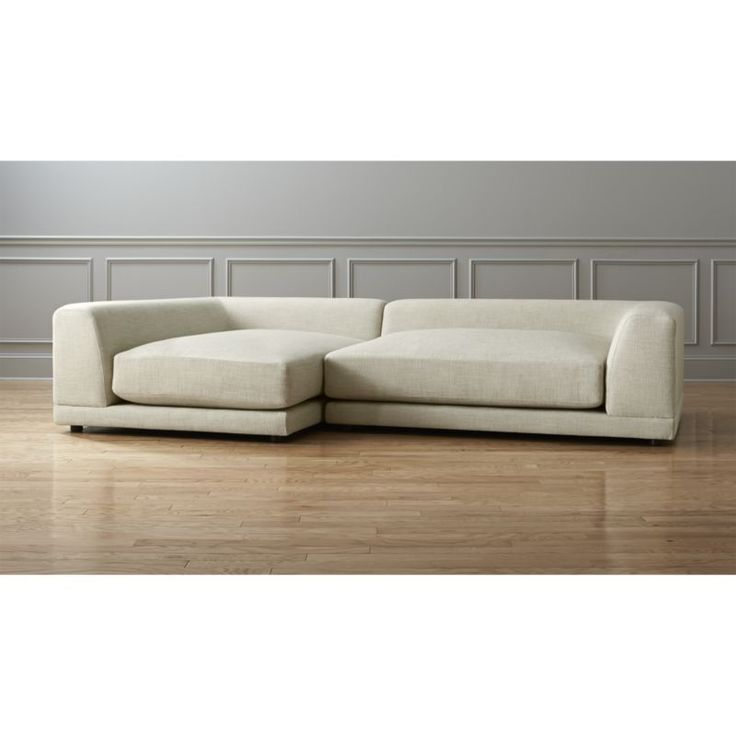 uno 2piece sectional sofa