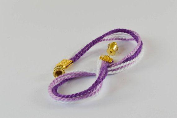 $12 Purple ombre bracelet