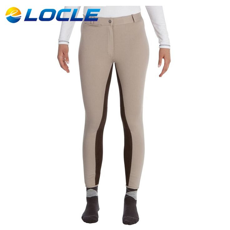 המכנסיים רכיבה על סוסים רכיבה על סוסים נשים מקצועי LOCLE לימוד בחורים לנשים מכנסי רכיבה על סוסים
