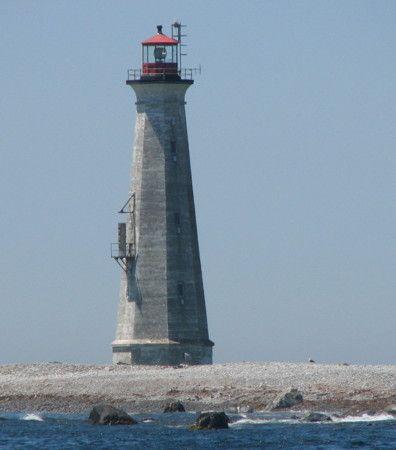 Cape Sable Light, Clarks Harbour, Nova Scotia