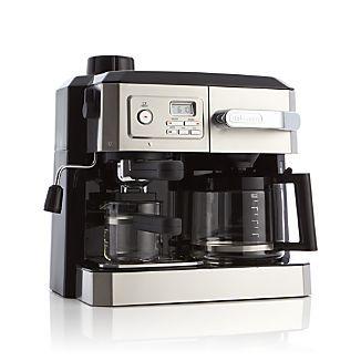 DeLonghi ® Combination Coffee and Espresso Machine