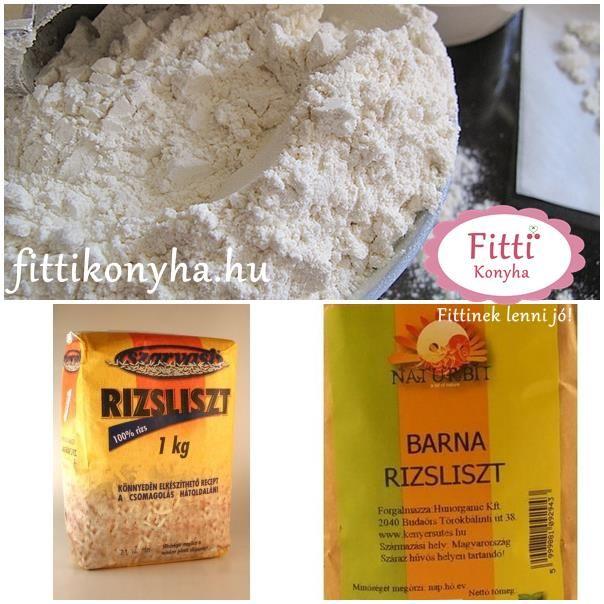 Főzelékek és levesek sűrítése rizsliszttel - Szilvi ÍzVilág
