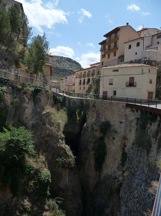 Molinos (Teruel), un pueblo sorprendente y mágico.