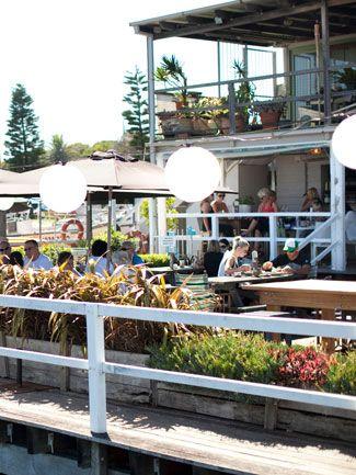 The Boathouse, Palm Beach, NSW, Australia #zimmermanngoesto