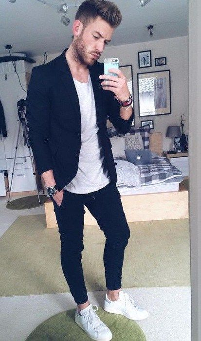 How to Wear (& Style) Monochrome in Black & White Like a Pro ⋆ Men's Fashion Blog - TheUnstitchd.com